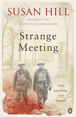 Strange meeting by Susan Hill (Paperback)
