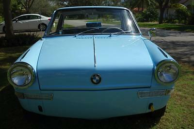 1963 BMW Other coupe 1963 BMW 700 coupe boxer engine