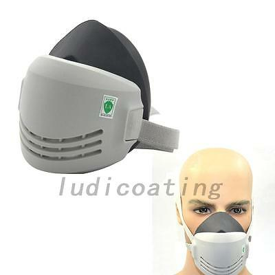 Chemical Reusable Anti-Dust Paint Respirator Welding Safety Industrial Mask