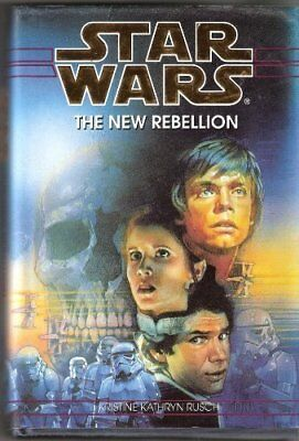 Star Wars: The New Rebellion by Rusch, Kristine Kathryn Hardback Book The Cheap