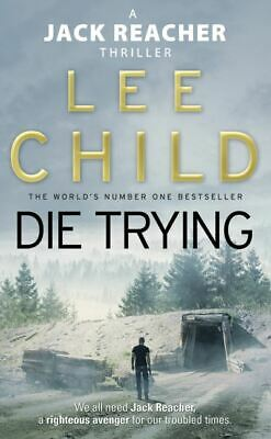 Die trying by Lee Child (Paperback)
