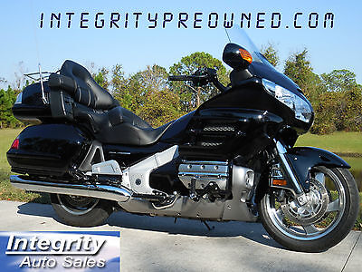 2008 Honda Gold Wing  2008 Honda Gold Wing Only 12k Miles Cleanest One Anywhere!!!!