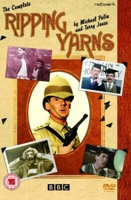 The Complete Ripping Yarns [DVD] [1979] [1976] - DVD  SOVG The Cheap Fast Free