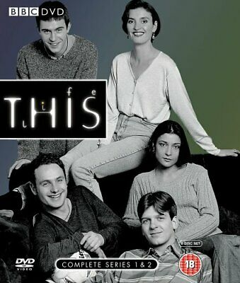 This Life: Complete BBC Series 1 & 2 [DVD] - DVD  7SVG The Cheap Fast Free Post