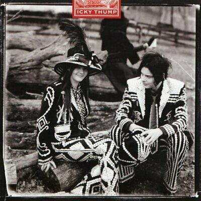 The White Stripes - Icky Thump - The White Stripes CD 5UVG The Cheap Fast Free