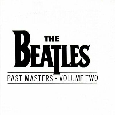 Past Masters Volume Two - The Beatles CD SZVG The Cheap Fast Free Post The Cheap
