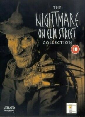 The Nightmare On Elm Street Collection (Five Disc Box Set) [DVD] - DVD  TSVG The