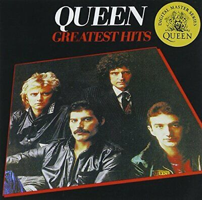 Queen - Greatest Hits - Queen CD 70VG The Cheap Fast Free Post The Cheap Fast