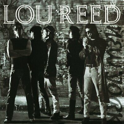Lou Reed - New York - Lou Reed CD GAVG The Cheap Fast Free Post The Cheap Fast
