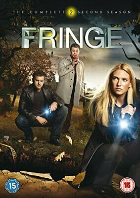 Fringe - Season 2 [DVD] [2010] - DVD  RUVG The Cheap Fast Free Post