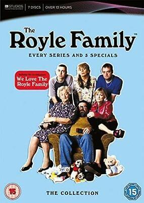 The Royle Family: The Complete Collection [DVD] - DVD  AGVG The Cheap Fast Free