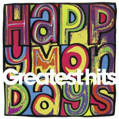 Happy Mondays - Happy Mondays : Greatest Hits - Happy Mondays CD PVVG The Cheap