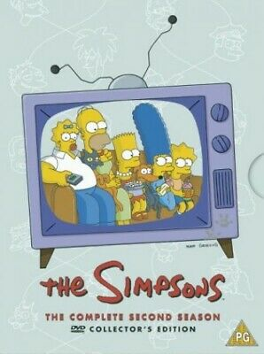 The Simpsons - Season 2 [DVD] - DVD  TGVG The Cheap Fast Free Post