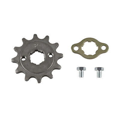 520 12 Tooth 20MM Front Engine Sprocket For ATV HONDA YAMAHA Dirt Bike
