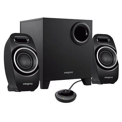 2.1 Channel T3300 Speakers System