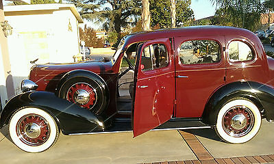 1935 Chevrolet Other  1935 Chevy Master Deluxe
