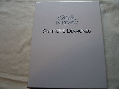 Gems & Gemology in Review Synthetic Diamonds NEW - James E. Shigley - GIA