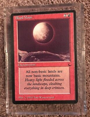 The Dark ** Complete Set ** MTG Magic The Gathering (Blood Moon & Maze Of Ith)