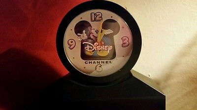 Disney Channel small table clock