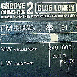 Groove Connektion 2 - Club Lonely - Locked On - 1998 #15505
