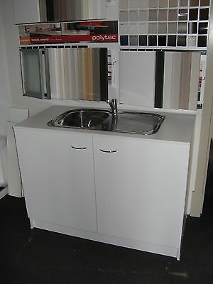 NEW Australian Made Kitchen Cabinet 1200w,Kitchenette,cupboard,storage,bench top