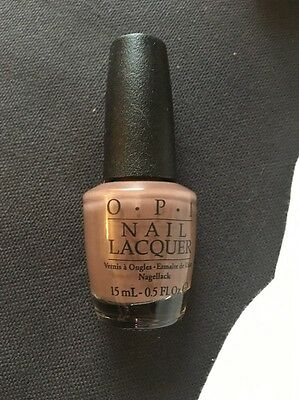 Vernis A Ongles Opi Neuf 15 Ml Over The Taupe