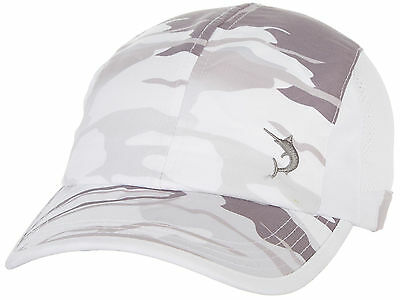 Reel Legends Big Boys Fractured Camo Side Mesh Hat One Size Fractured camo white