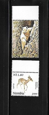 Namibia 1999 Wild Animals Squirrels MNH A445