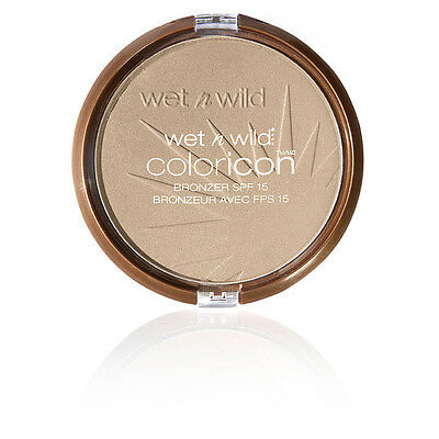 Wet n Wild COLOR ICON BRONZER SPF 15 E7431 RESERVE YOUR CABANA