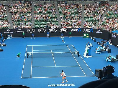 2 X australian open tennis tickets Monday January 23rd, 7pm - 4th Round