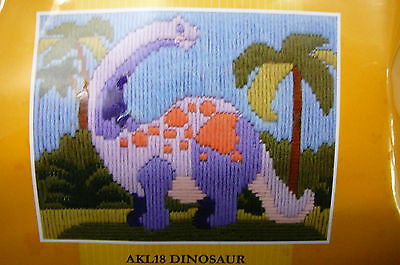 Anchor Long Stitch Dinosaur