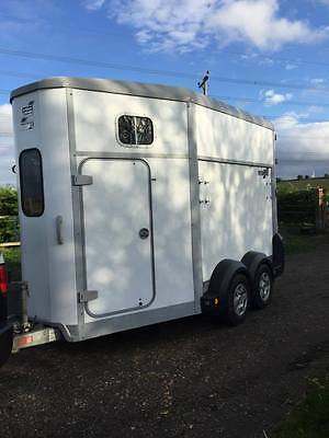 Ifor Williams 511 Horse Box Trailer 3 Yrs Old
