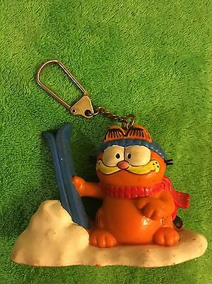 Vintage Garfield - Keyring Figure Free Post