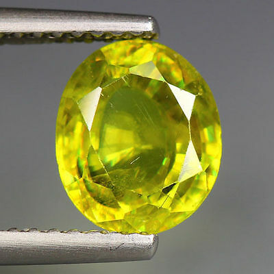 2.20 Cts_Wow Amazing Rarest !! Top Color Gemstone_100% Natural Sphene