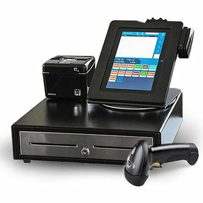 Biyo Point of Sale POS Complete Cash Register System - Quick Service / Retail