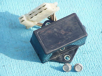 75-77 Honda GL1000 Goldwing GL  fuse box