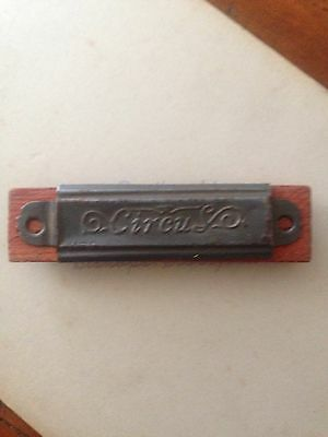 Antique Toy Miniature Collectable  Mouth Organ