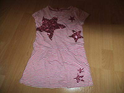 Girls Summer Smock Top / Dress With Sequins NEXT Age 10