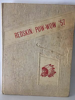 1957 Redskin Pow Wow High School