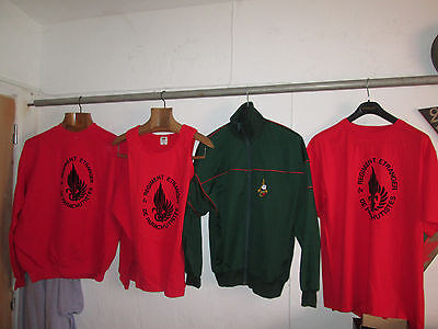 French Foreign Legion 2 REP-2cie-size L set sports