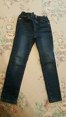 River Island jeans age 6 years
