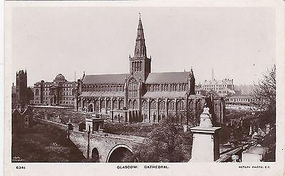 Cathedral & Surrounds, GLASGOW, Lanarkshire RP