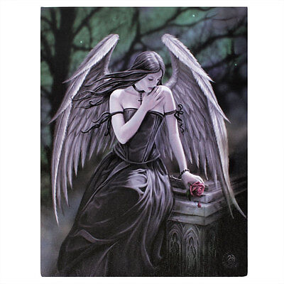 Gothic Angel Canvas 'lost Soul' By Anne Stokes Mythical Spiritual Wall Art