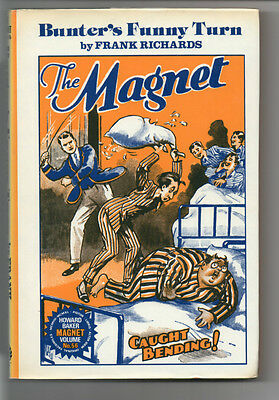 The Magnet - Bunter's Funny Turn -  1977 - No 56 - AS NEW!!