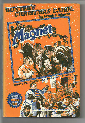 The Magnet - Bunter's Christmas Carol -  1977 - No 58 - AS NEW!!
