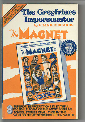 The Magnet - Billy Bunter - Greyfriars Impersonator - 1978 - No 60 - AS NEW!!