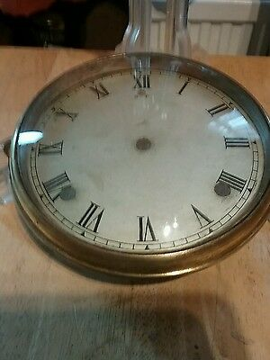 Clock glass and bezel for spares repairs