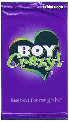 Lot of 52 Boy Crazy Cards