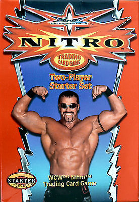 Lot of 41 Nitro Cards