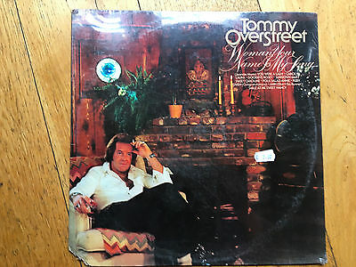 LP  SEALED !!!  Tommy Overstreet – Woman, Your Name Is My Song Label: Dot Reco